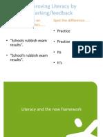 Literacy CPD Jan 28th