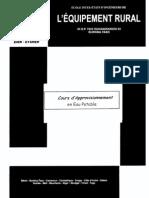 Cours d'approvisionnement en eau potable nov.2003.pdf