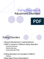 PSYCH EATING DISORDERS