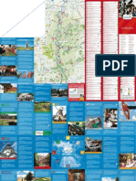 Ausflugskarte Emsland