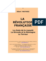 Pdf albert mathiez