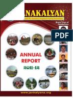 JANAKALYAN Annual Report 2012-13