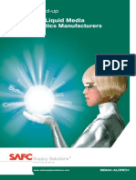 SAFC Supply Solutions - Liquid Media Diagnostics