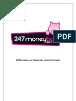 247Moneybox.com Responsible Lending