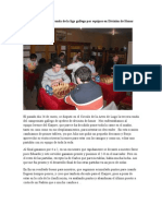 Crónica de la tercera ronda de la liga gallega por equipos en División de Honor