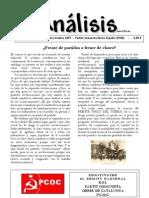 ANALISIS Numero 02 Septiembre 2007