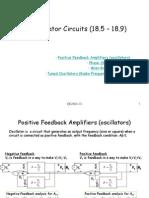 Oscillator Circuits
