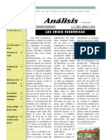 ANALISIS Numero 04 Noviembre 2008
