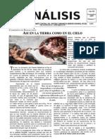 ANALISIS  Numero 07 Noviembre 2009