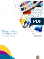 Colour Index Leaflet