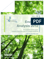Insights Into The Future - An End Use Analysis - part 1