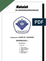 Konflik Kashmir