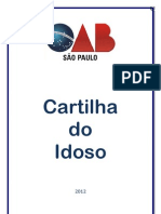 CARTILHA IDOSO