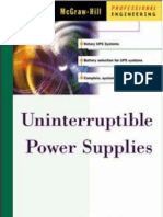 Uninterupabla Power Supplies