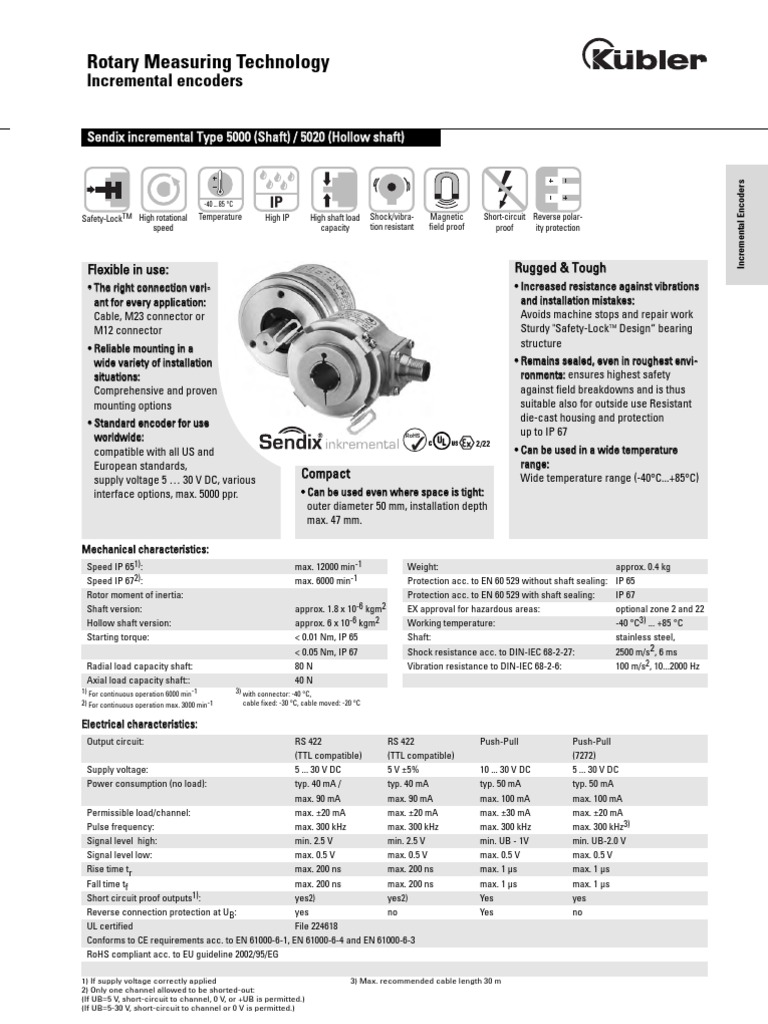 Encoder | Electrical Connector | Electrical Components