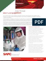SAFC Pharma - Targeted Drug Delivery Through Bio-Conjugation
