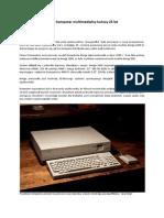 Amiga 1000 Wiwisekcja