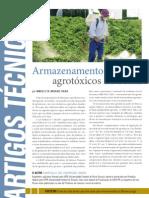Artigo CREA - Armazenamento de Agrotoxico No Brasil