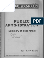 Public Administration By Fadia And Fadia Epub
