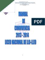 Manual de Convivencia 2013 LN