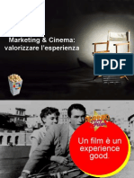 Marketing & Cinema