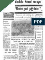 Unutulan Gazete Manşetleri-1919-1919-1