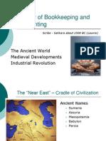 accounting history