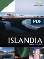 Catalogo Islandia
