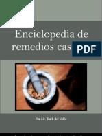 Enciclopedia de Remedios Caseros