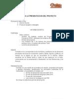 Guia Presentacion Del Proyecto (10!05!11)