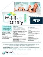 Equip the Family