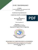 format of seminar report