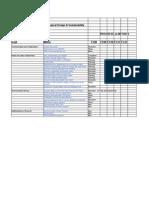 CEEDS Progress on Metrics 112108