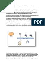Configurar Un Proxy Transparente Con Linux Para El AulaTIC