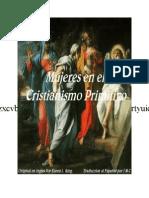 Mujeres Del Cristianismo Primitivo