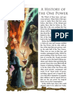 Channeller's Guide to the One Power