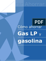 Cómo ahorrar gas y gasolina