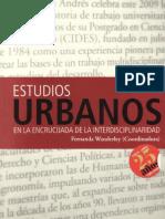 Estudios Urbanos. Fernanda Wanderley (Coordinadora)