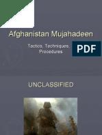 Afganistan tactics