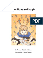 Two Moms Are Enough (English)