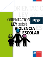 Orientaciones Ley Violencia