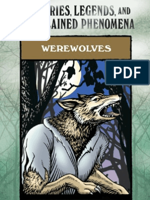 Werewolves | Paranormal | Werewolves