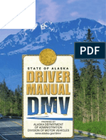 Alaska Drivers Manual. 2013
