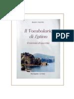Il vocabolario di latino