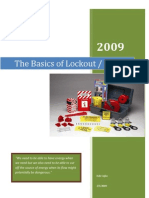 The Basics of Lockout Tagout