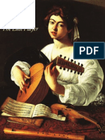A Caravaggio Rediscovered the Lute Player
