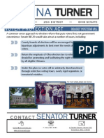 Voter Protection Act Flyer