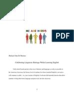 Celebrating Linguistic Heritage
