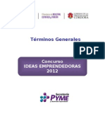 Concurso Ideas Emprendedoras 2012.doc