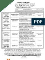Combined Program List CR_LP - February